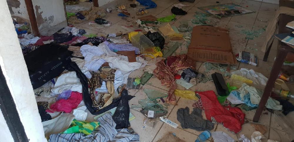Attaque contre le domicile de la mère de Halimatou Dalein à Kindia: Cellou Dalein montre du doigt Alpha Condé