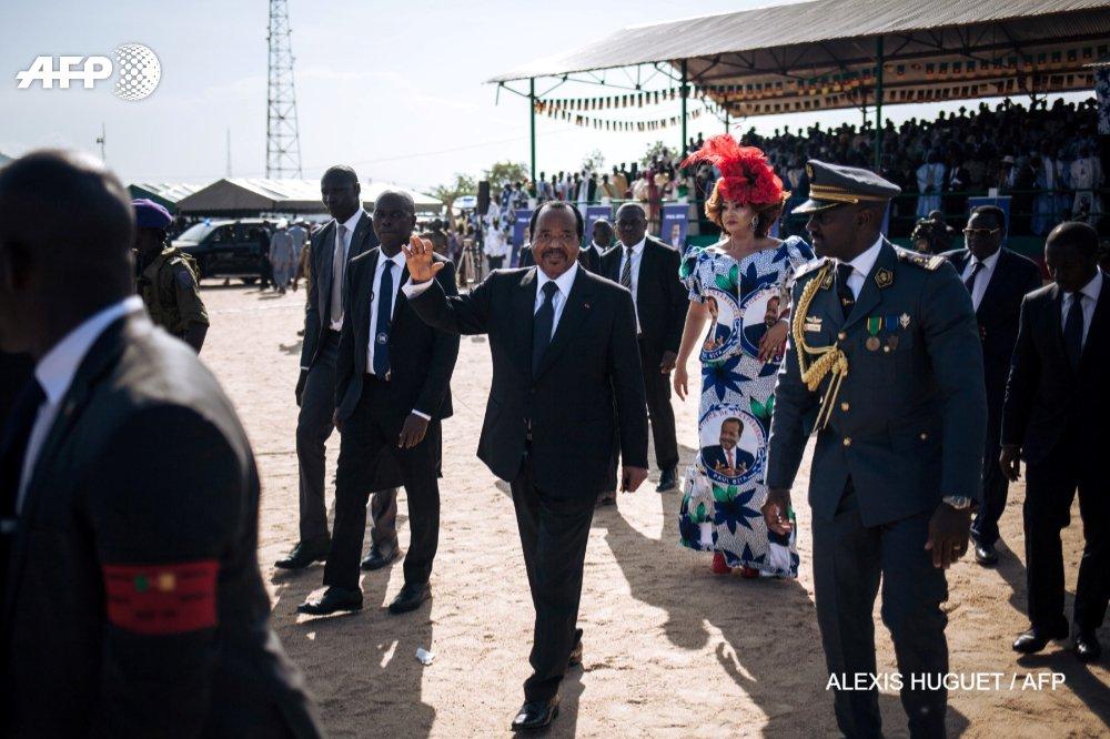 Cameroun: Paul Biya décroche un septième mandat