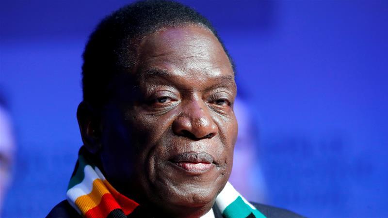 Le président du Zimbabwé attendu à Conakry