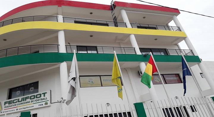 Communiqué de presse de la Fédération guinéenne de football