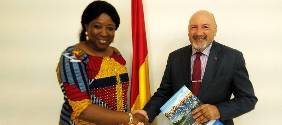 Coopération: renforcement de la coopération entre Conakry et l'Union Européenne