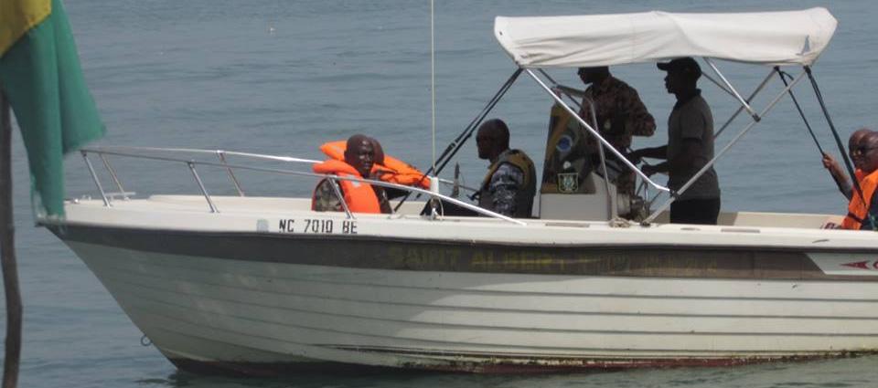 Le ministre Ibrahima Fofana à Kassa pour la protection et la sécurisation des domaines publics et maritimes continentaux des îles de Loos