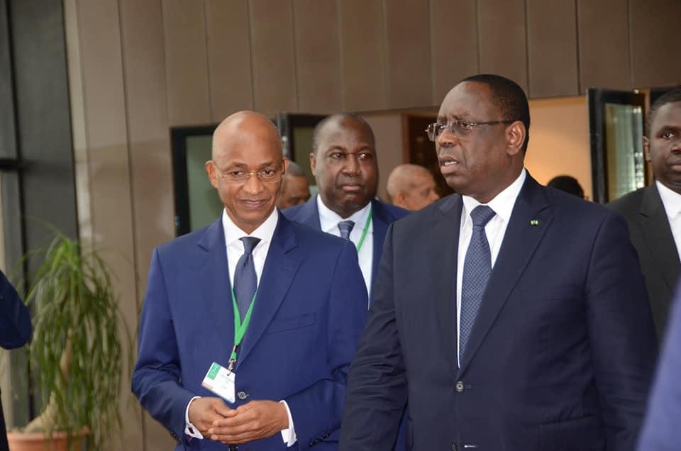 Dakar: Cellou Dalein Diallo dans la cour des présidents ( Photos )