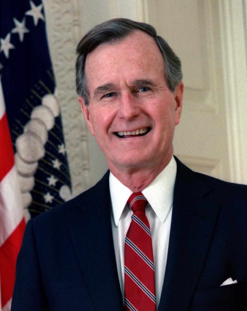 États-Unis : décès de l'ancien président américain George Bush à 94 ans