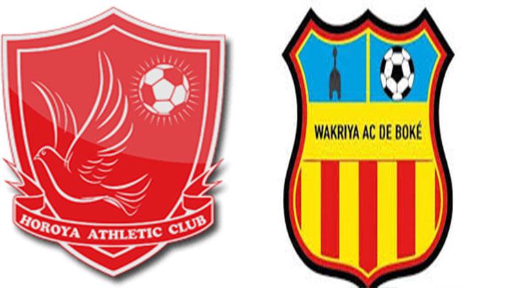 Super Coupe: Le Horoya AC affronte Wakriya ce 09  décembre