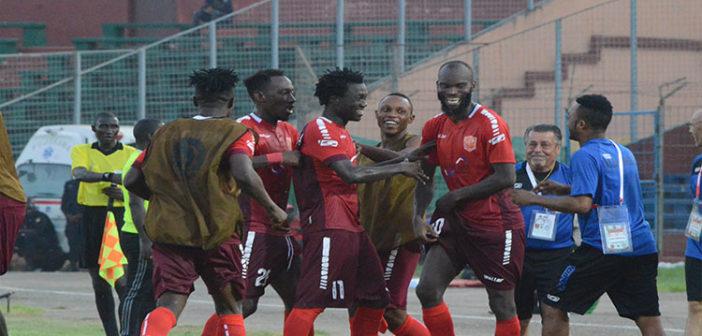 Total Ligue Africaine des Champions: le Horoya AC signe sa qualification en 16es de Finale