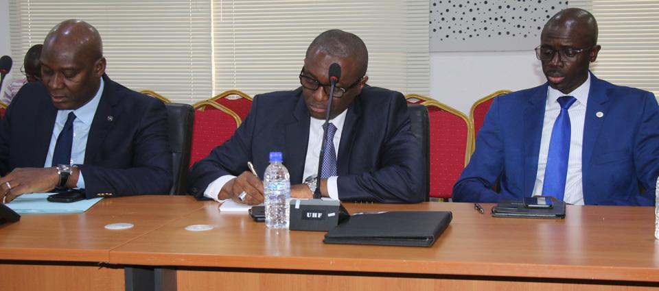 Mobilisation des ressources financières: la Guinée envisage des emprunts obligatoires auprès des banques en 2019