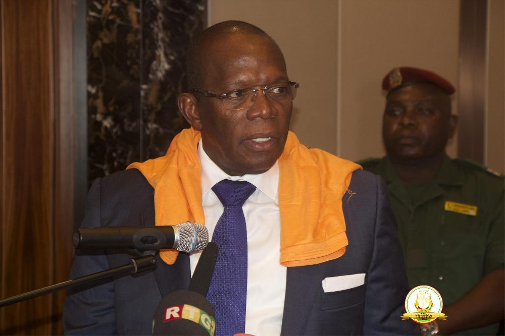 Coopération Guinéo-Belge: le premier ministre lance les travaux de la Mission Economique Belge en Guinée