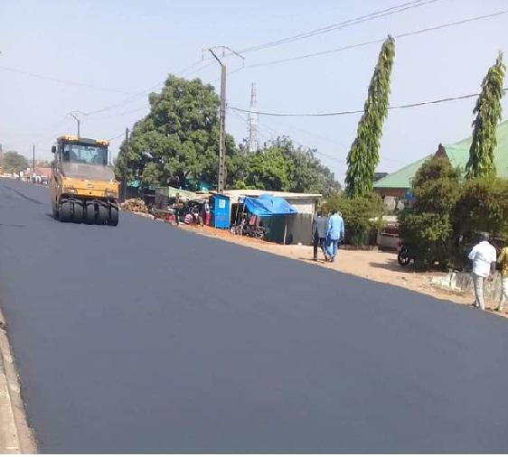 Programme de réfection, d'aménagement et de réhabilitation des routes de Conakry: les travaux avancent sur l'axe aéroport-Matoto