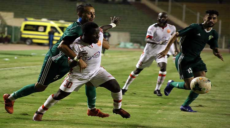 Total Ligue Africaine des Champions: le Horoya AC tombe en Egypte