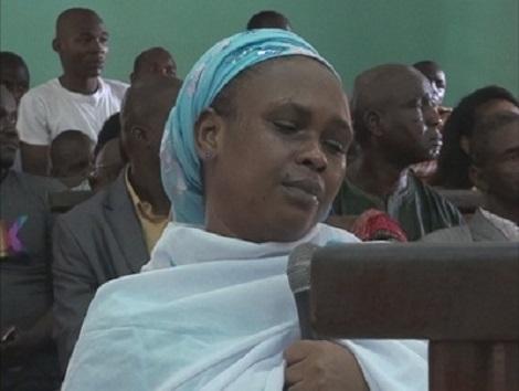 Fatou Badiar enfin libre