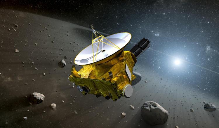 Découverte de l'Espace : mission réussie pour la sonde New Horizons