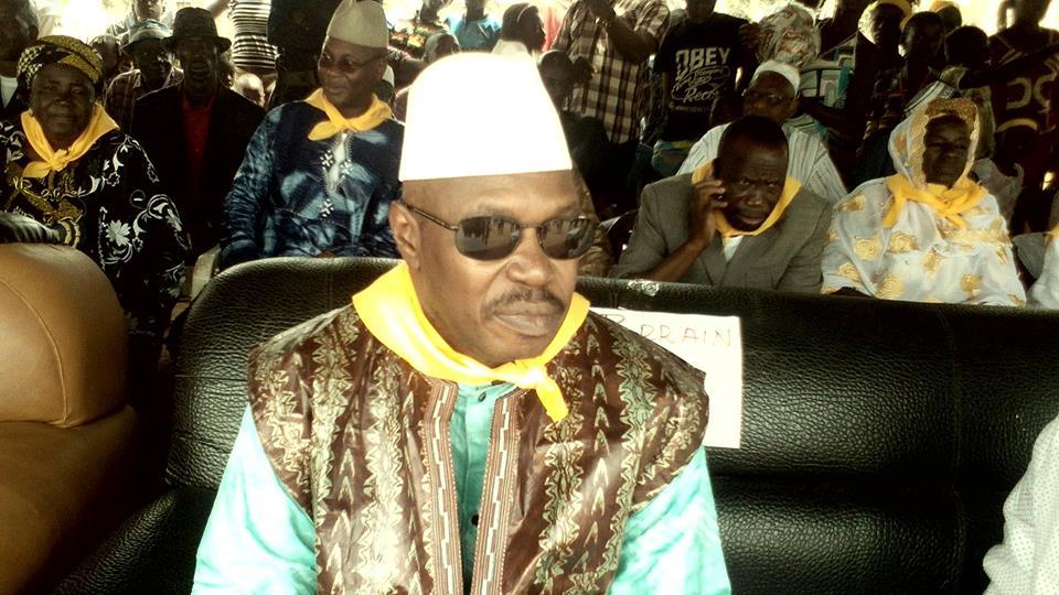 Le leader du PADES, Ousmane Kaba, demande aux députés de démissionner