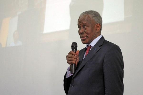 L'ambassadeur Amara Camara annonce une bonne nouvelle aux Guinéens de France ( vidéo )