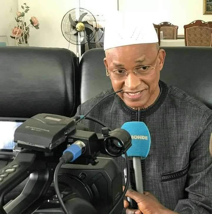 Affaire 3e mandat: Cellou Dalein Diallo dénonce