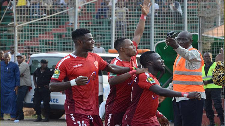 C1: le Horoya tenu en échec à Conakry par l'Espérance de Tunis