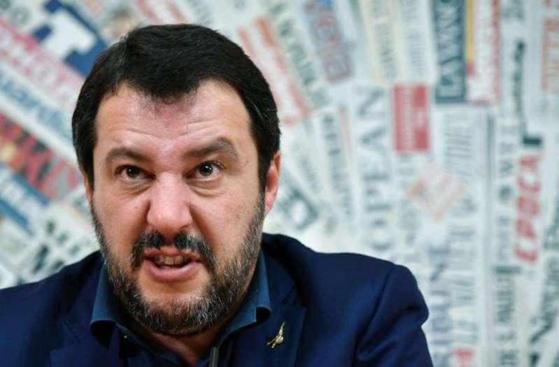 «Un très mauvais président» : Salvini s'attaque (encore) à Macron