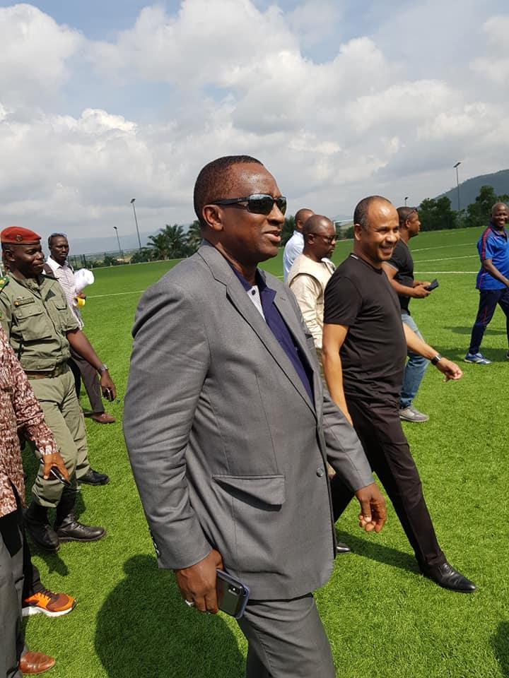 La Feguifoot durcit le ton face à ceux qui veulent salir l'image du président Antonio Souaré ( communiqué )