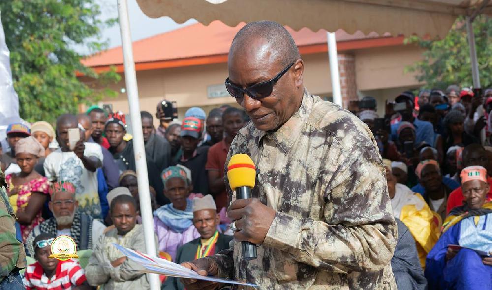 A quand le démarrage des travaux de construction des routes Dabola - Kouroussa et Kissidougou - Guéckédou ?