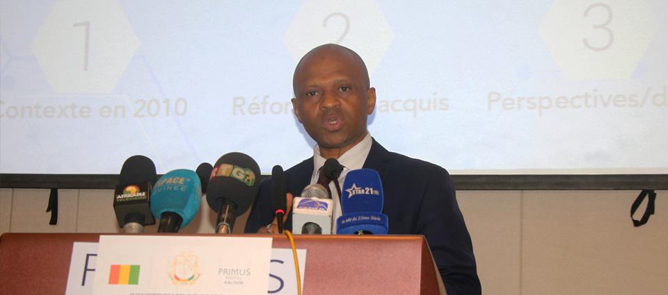 Ces belles promesses du ministre Yero Baldé