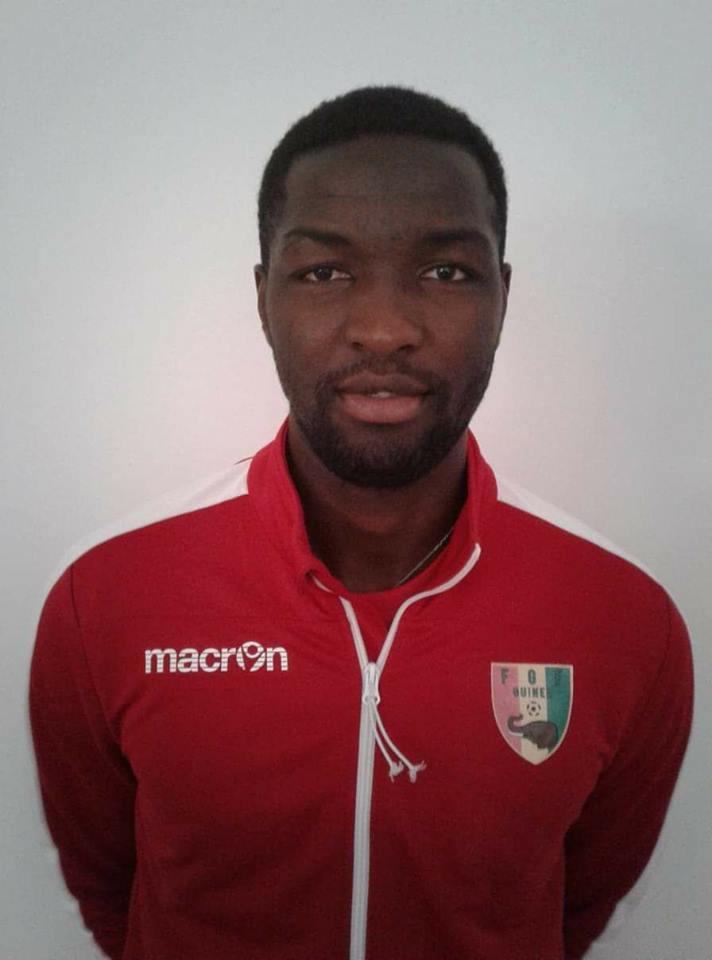 Syli National: Ibrahima Sory Conté gravement blessé  et forfait contre la Centrafrique
