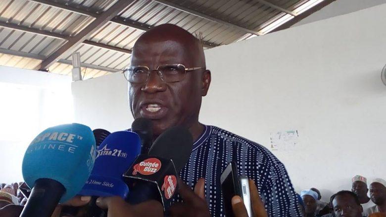 Election locale à Matoto: ce que Kalémodou Yansané de l'UFDG demande au gouvernement Kassory ( lettre )