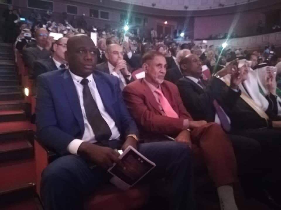 Festival OCI 2019: Fodéba Isto Kéïra représente la Guinée en Egypte