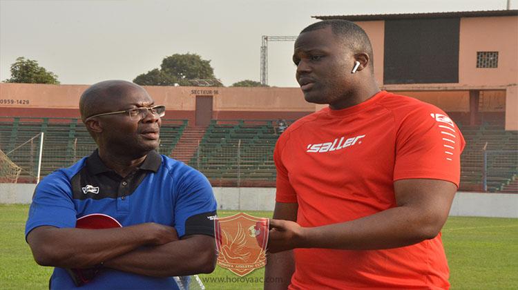 Horoya AC vs FC Platinium: le DG du HAC demande une