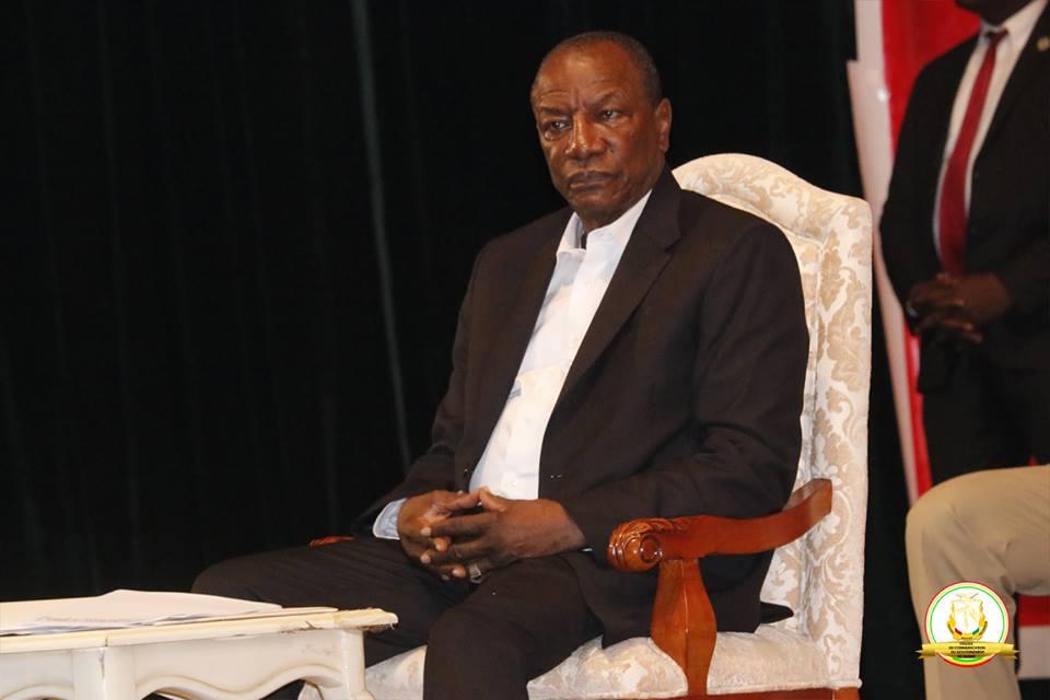 La Société des Eaux de Guinée a un nouveau chef