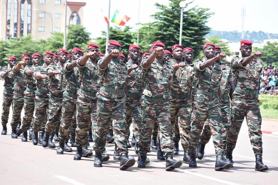 Terrorisme: trois soldats Guinéens tués au Mali ( communiqué )