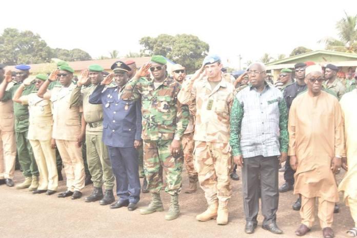 Retour en Guinée des dépouilles mortelles des soldats Guinéens tués au Mali ( vidéo )