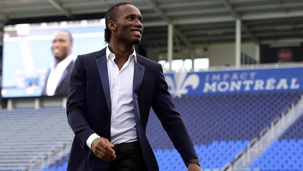 Info + /CAN Conakry 2025: Didier Drogba chez Alpha Condé