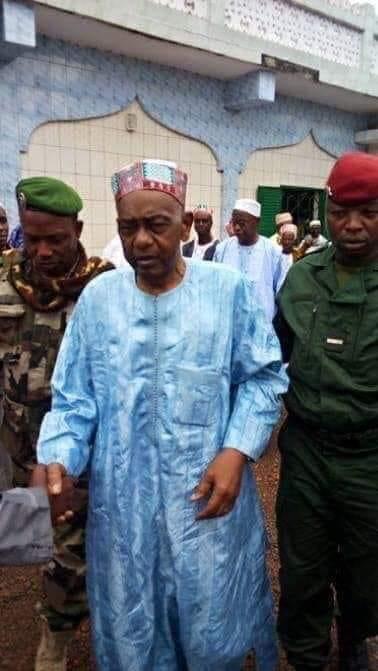 Hommage à l'homme d'Etat, Elhadj Cellou Diallo