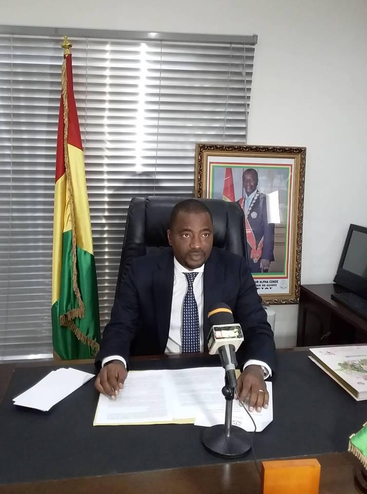 Info +/ Tibou Kamara, personnalité de l'année en Guinée?