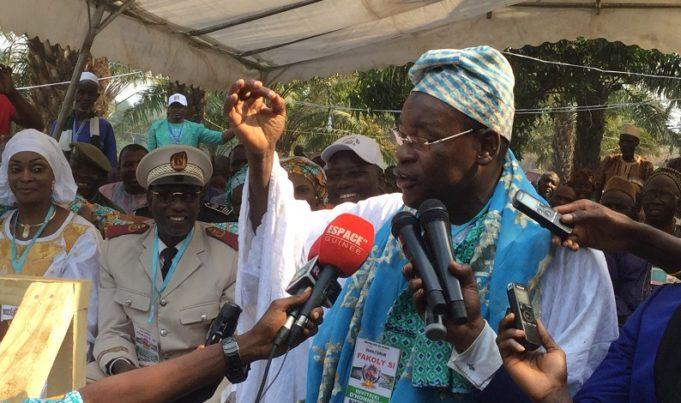 Forum de Fakoly Sy: la démonstration de force de Papa Koly à Macenta ( vidéo )