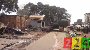 Ce que Mamadou Bah Baadiko pense de l'opération de déguerpissement à Conakry ( déclaration )