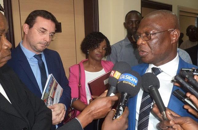 Gouvernance sécuritaire: la Guinée signe un accord de partenariat avec COGINTA