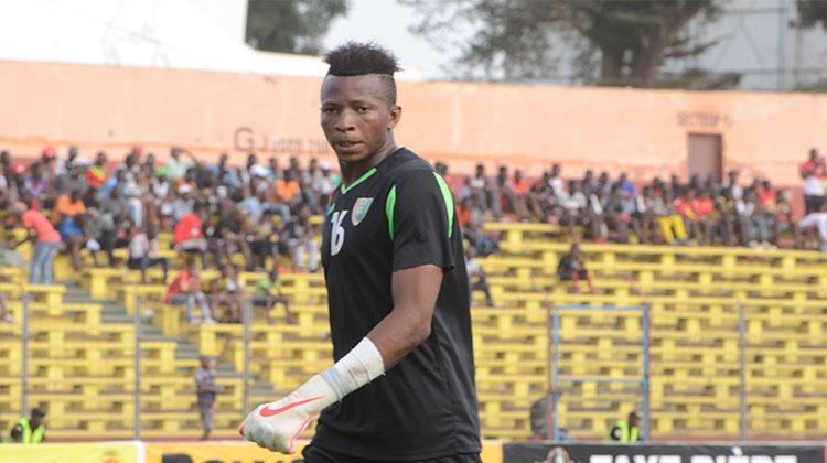 Elim CAN U23: quand le gardien du Horoya AC brille de mille feux au Stade Lat Dior Diop de Thiès ( Sénégal )