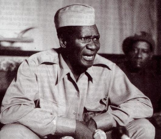 35e anniversaire de la mort du tyran Sékou Touré