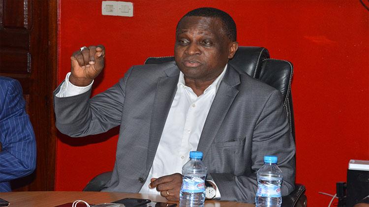CAF: Antonio Souaré, commissaire de la Supercoupe d'Afrique à Doha (Qatar)