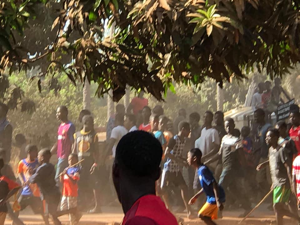 Kolaboui en ébullition
