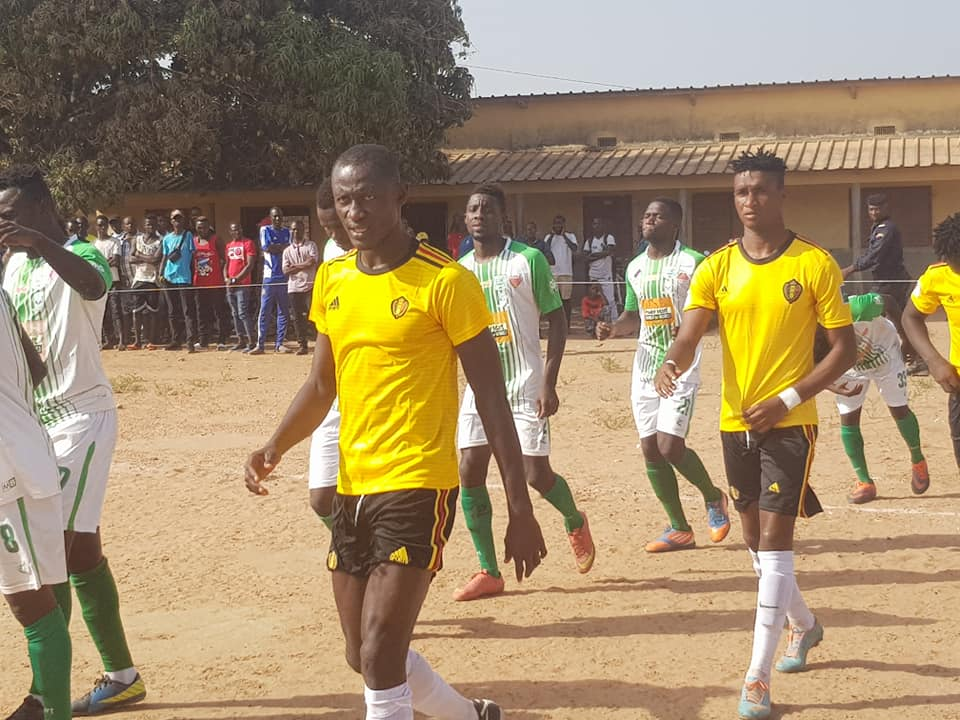 Ligue 1 Pro: le Hafia FC signe une nouvelle victoire !
