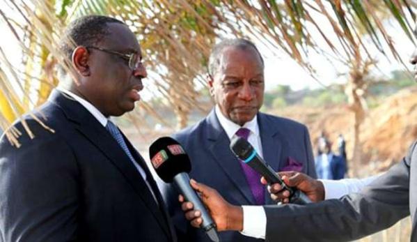 En voulant appeler Cellou Dalein, la présidence sénégalaise appelle par erreur Alpha Condé... Et Alpha Condé se fâche