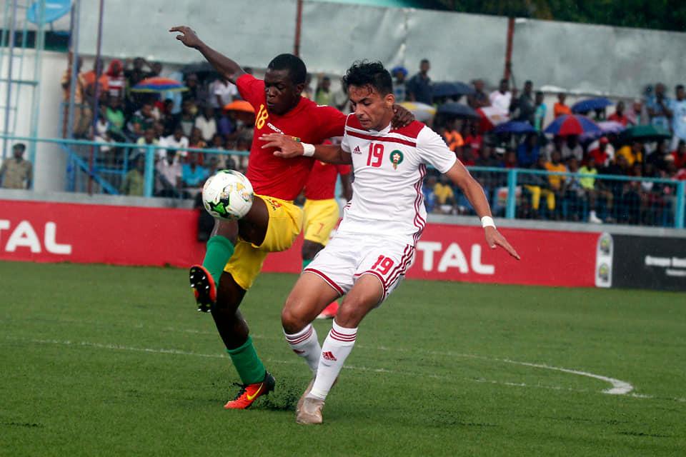Coupe d'Afrique des Nations U-17: le président Condé félicite le Syli Cadet pour sa qualification en finale