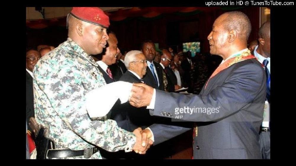 Affaire passeport du général Konaté: Alpha Condé réagit !