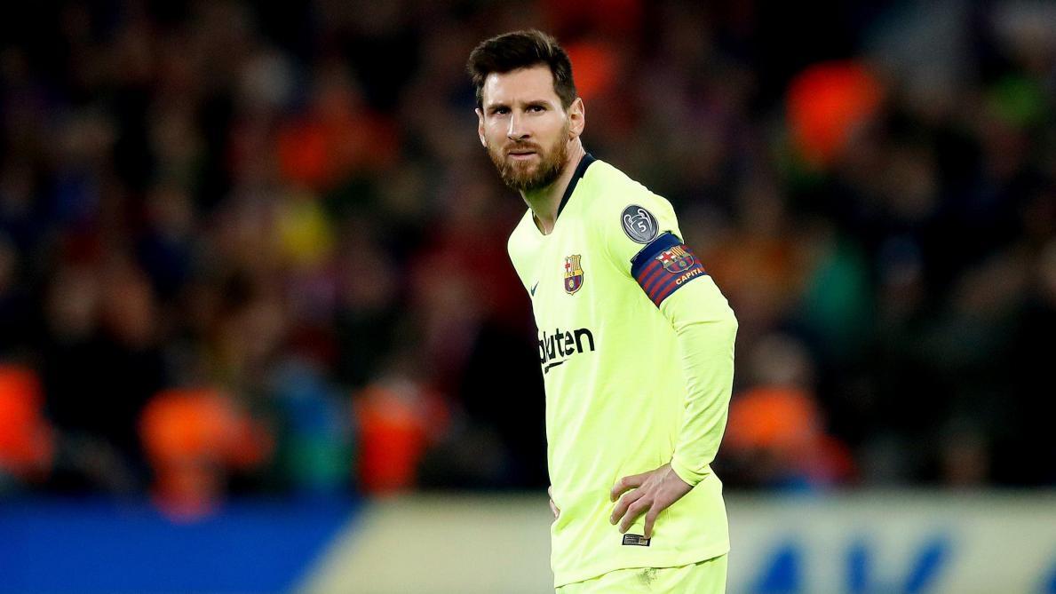 Ligue des champions: le bus de Barcelone oublie Messi après le match à Liverpool