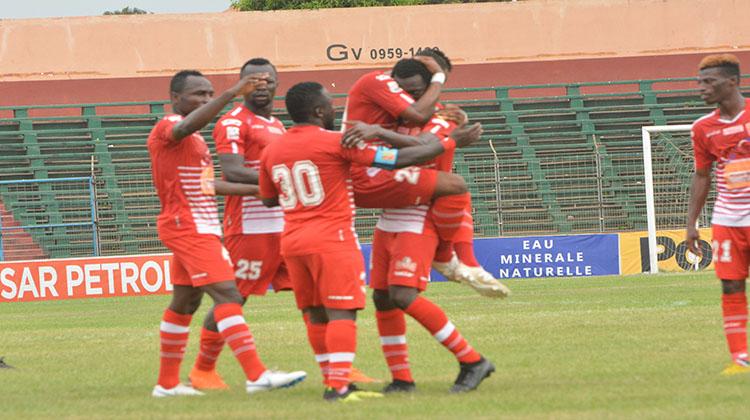 Le Horoya AC, meilleur club de l'Afrique occidentale francophone
