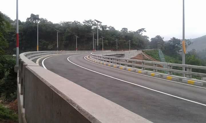 Coyah : le pont de kaaka de nouveau ouvert à la circulation