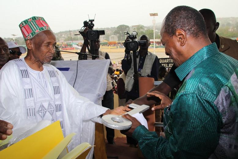 L'ancien président de l'Assemblée nationale, Boubacar Biro Diallo, est il déçu de Alpha Condé ?