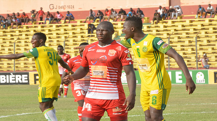 Ligue 1 Pro: le Horoya AC coule l'AS Kaloum ( 3 - 2 )